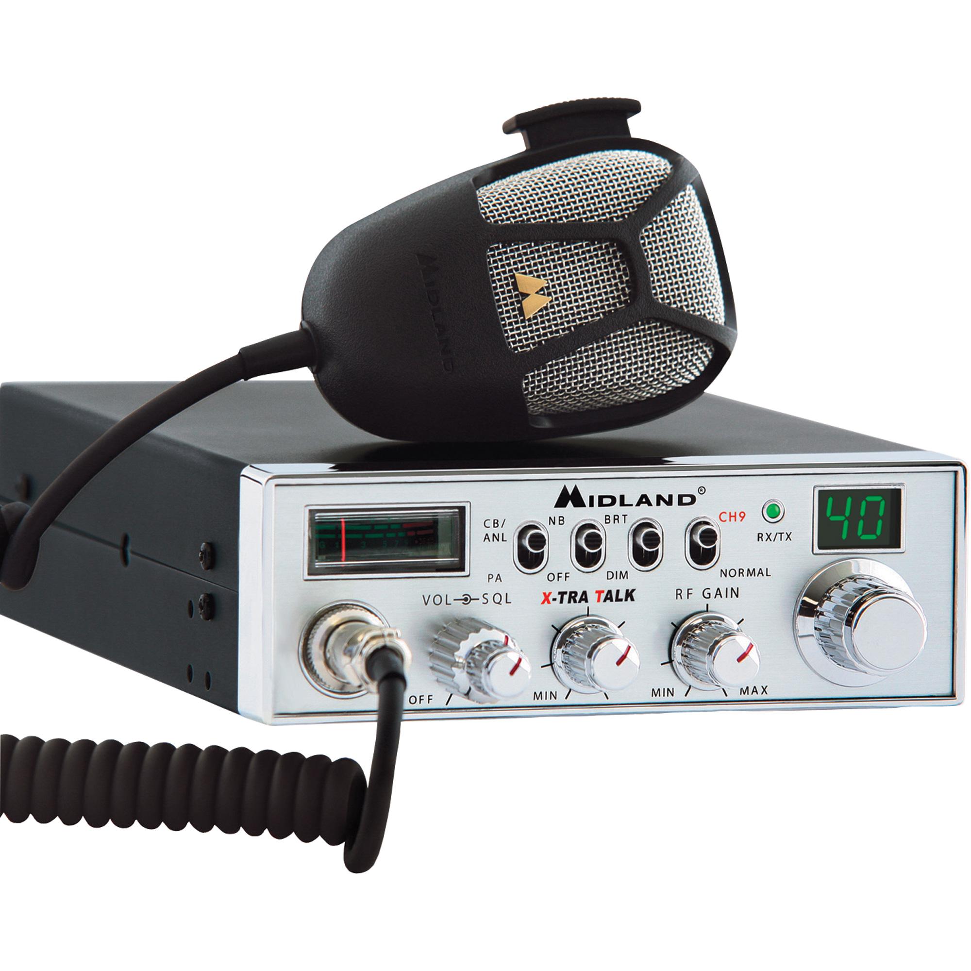 Mobile CB Radios